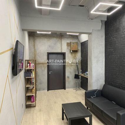 Декор офиса в стиле Лофт