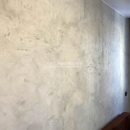 Декоративная штукатурка бетон