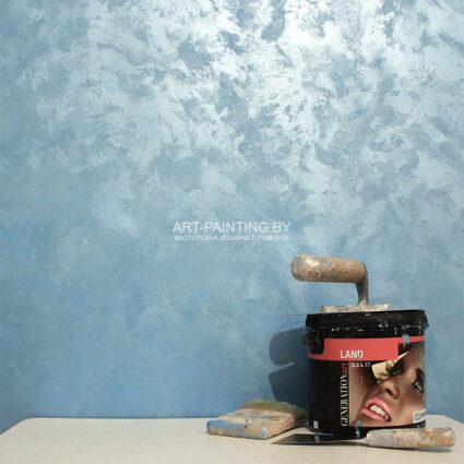 Декоративная штукатурка с эффектом песка