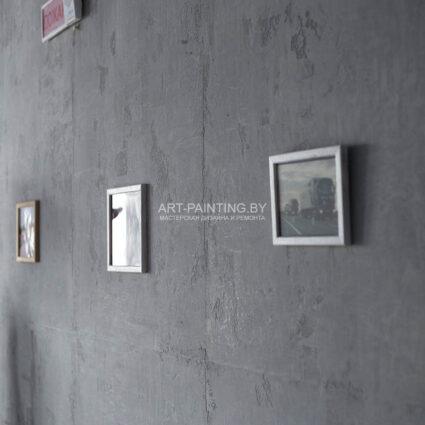 Фото декоративной штукатурки под бетон